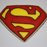 Superman Cookie Tutorial with a KopyKake Projector