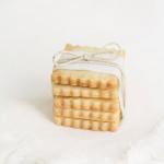 Buttery Vanilla Bean Shortbread Cookies