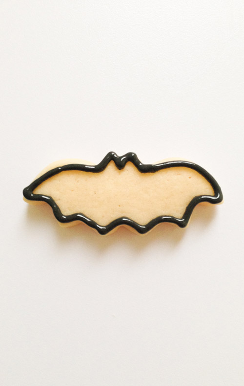 Bat Cookie 2