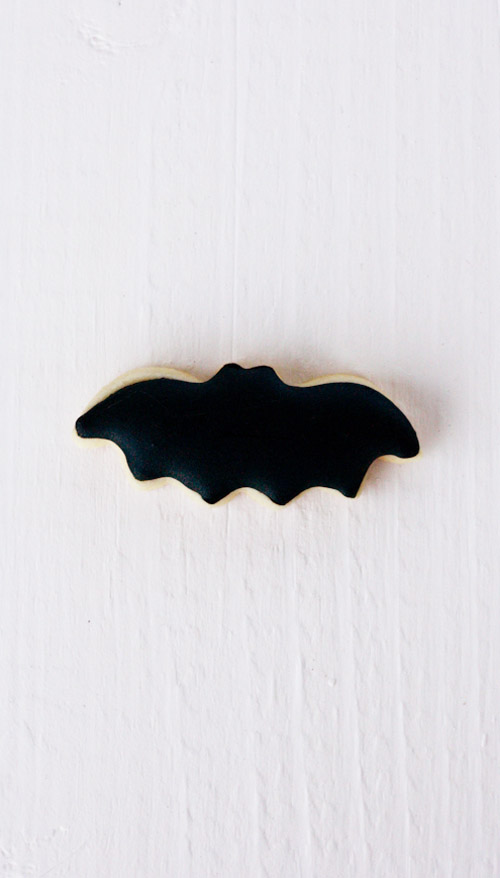 Bat Cookie 4